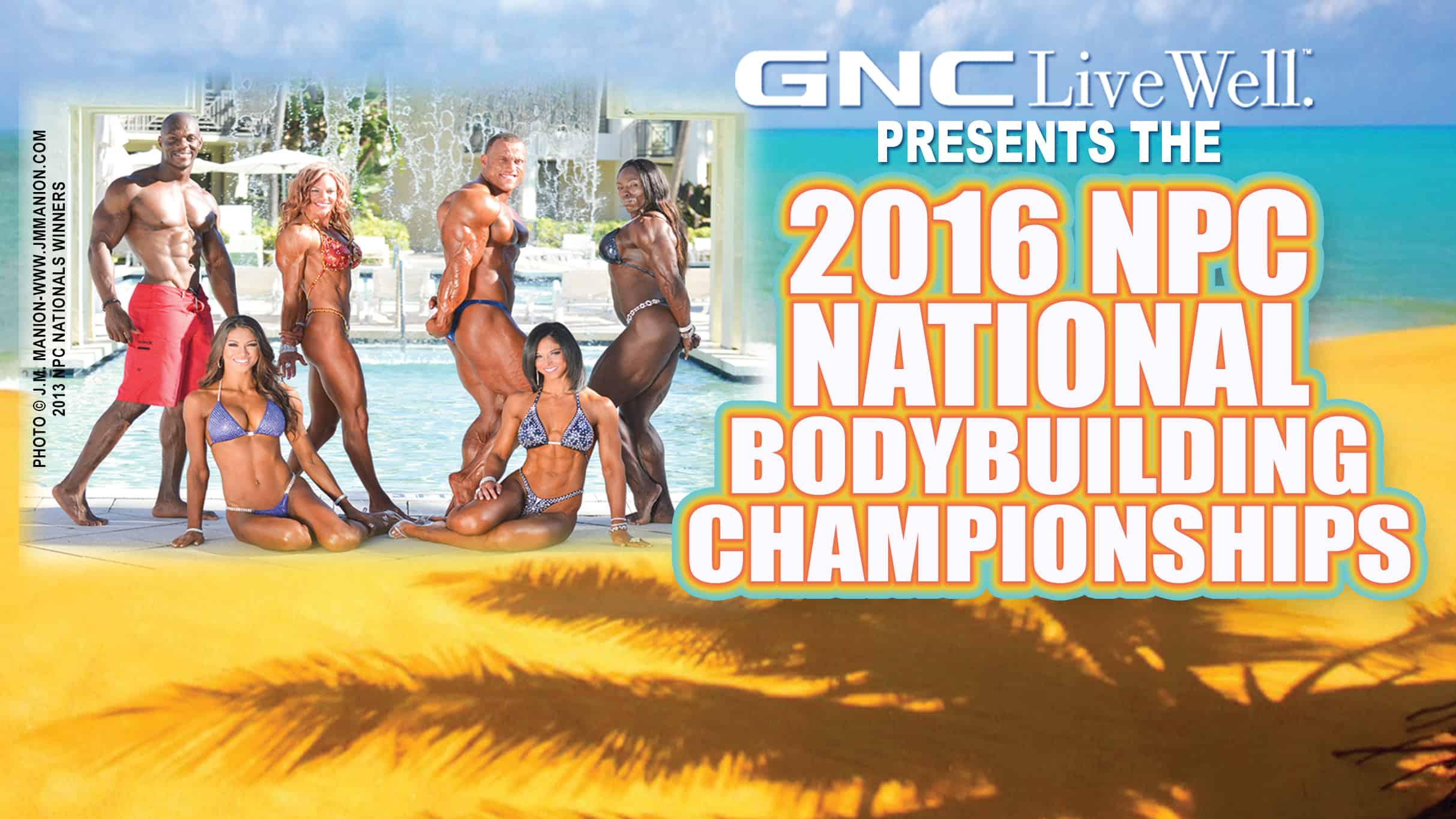 NPC2016Ticketmaster - NPC National Championships