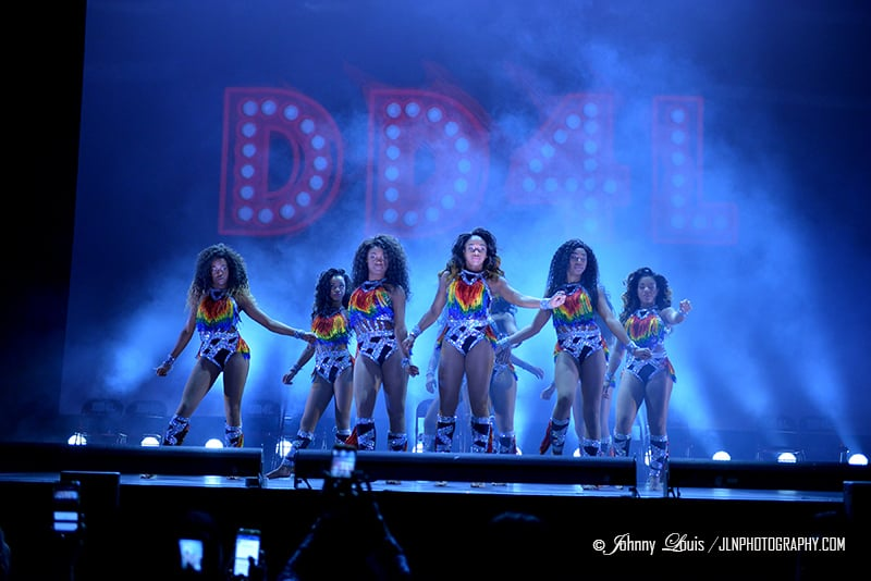 'Bring It! Live' tour featuring Miss D