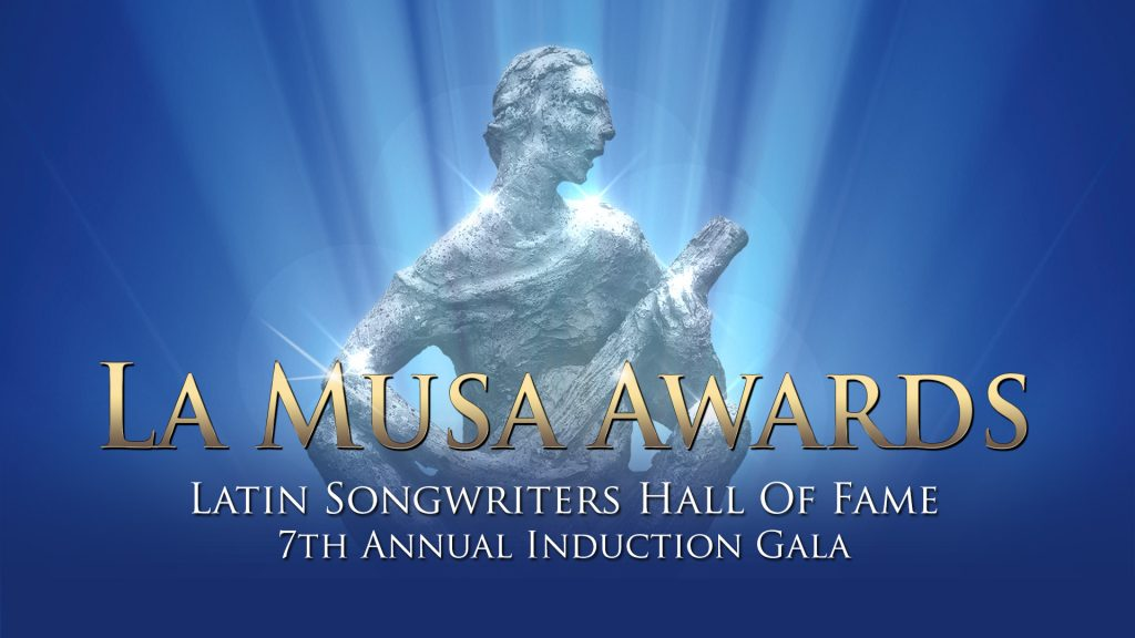 2019 La Musa Awards Title Card