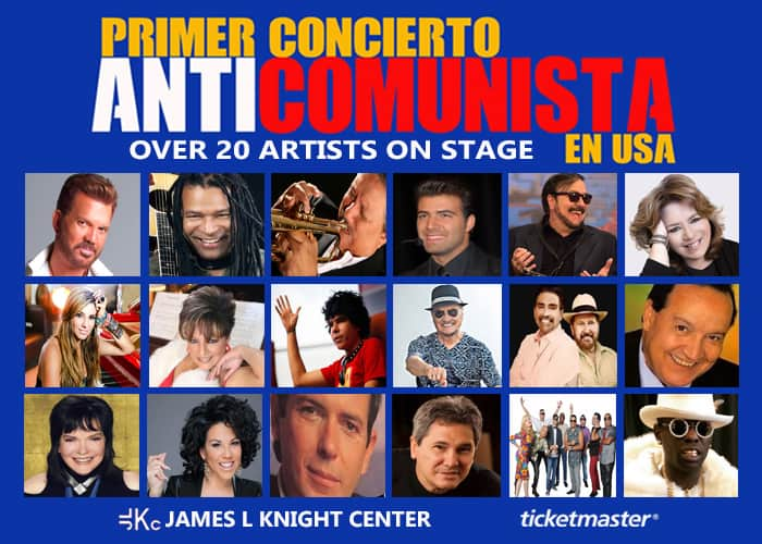 APrill 1, 2020 First Anti-communist concert in USA