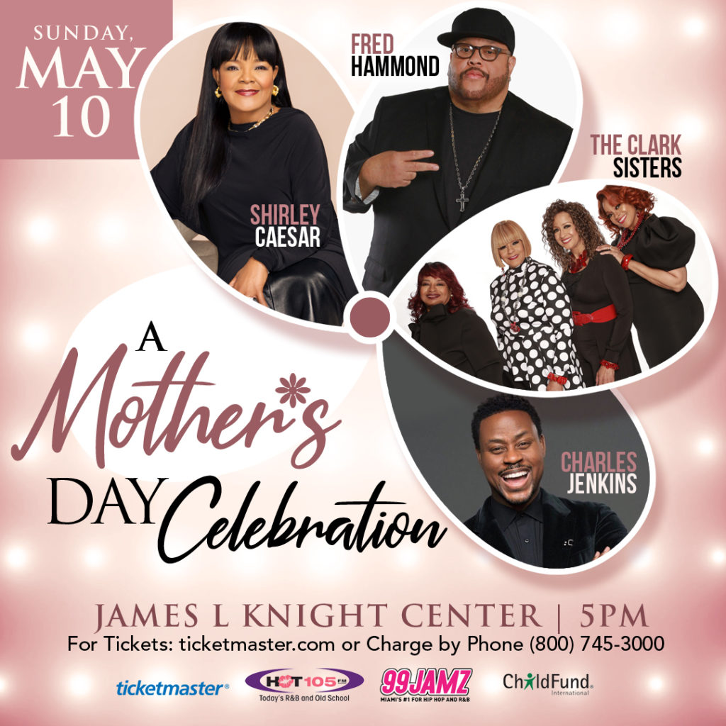 Mothers Day Gospel Celebration May 10