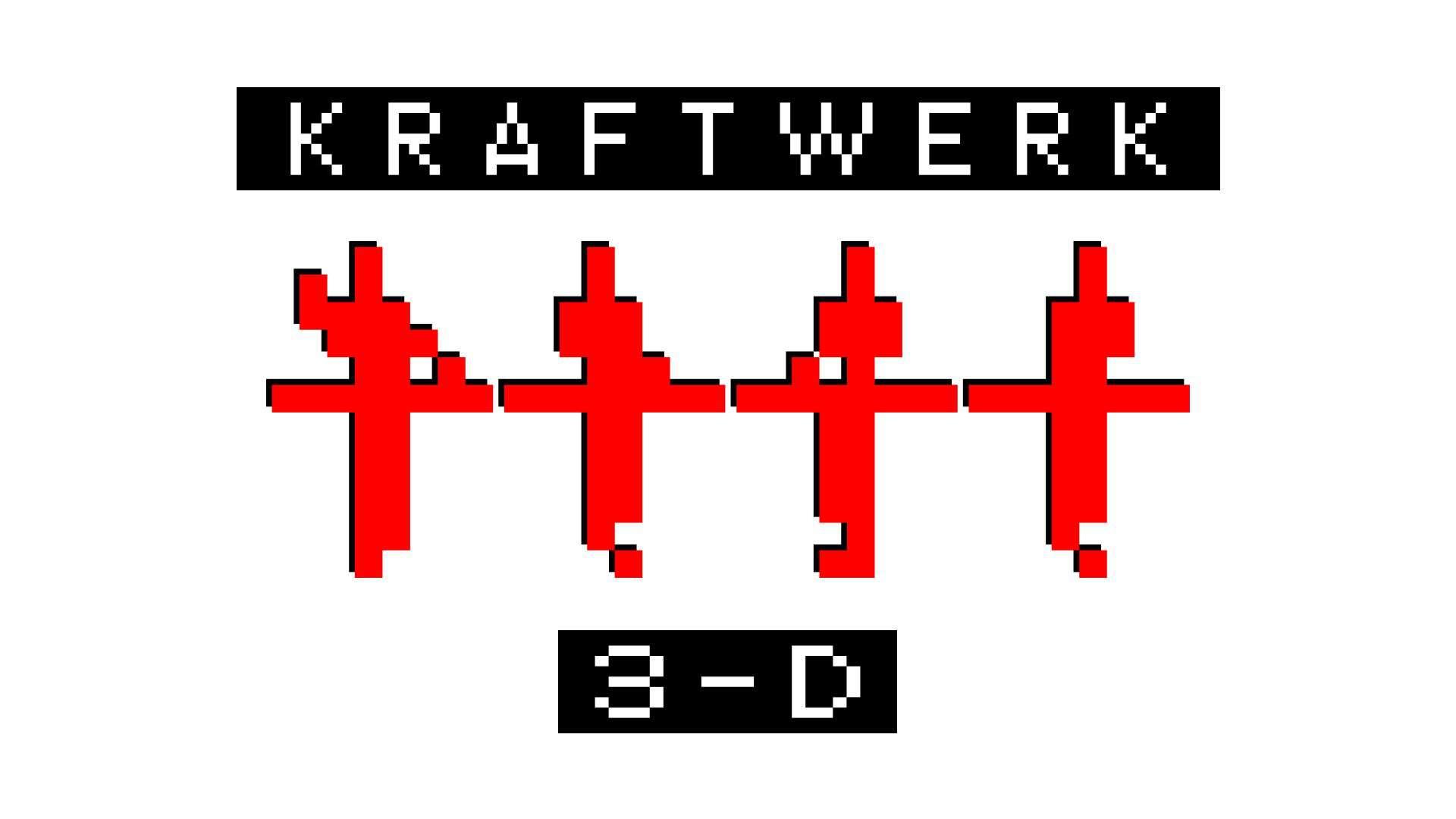 jsmZWzNw - Kraftwerk 3-D